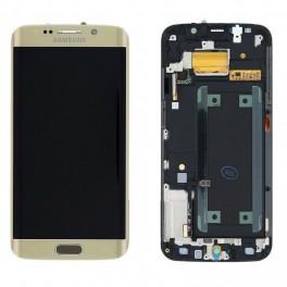 LCD Originale Samsung S6 EDGE G920 Gold (GH97-17162C)