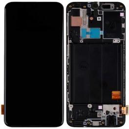 LCD Originale Samsung Service Pack A40 Black/Nero SM-A405 (GH82-19672A)