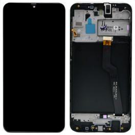 LCD Originale Samsung Service Pack A10 Black/Nero SM-A105 (GH82-20227A)