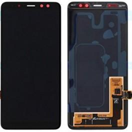 LCD Originale Samsung Service Pack A8 Black/Nero SM-A530 (GH97-21406A)