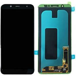 LCD Originale Samsung Service Pack A6 Black/Nero SM-A600 (GH97-21898A)