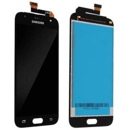 LCD Originale Samsung Service Pack J3 Black/Nero SM-J330 (GH97-10969A)