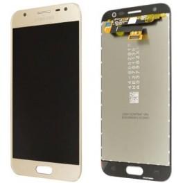 LCD Originale Samsung Service Pack J3 Gold/Oro SM-J330 (GH97-10990A)