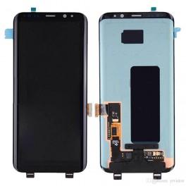 LCD Originale Service Pack Samsung S8 Plus SM-G955 Black/ Nero (GH97-20470A)