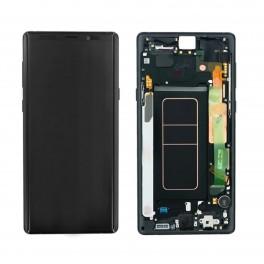 LCD Originale Service Pack Samsung Note 9 SM-G960 Black/Nero (GH97-22269A)