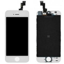 LCD Iphone 5s White/Bianco originale rigenerato