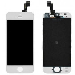 LCD Iphone 5s White/Bianco TIANMA AAA